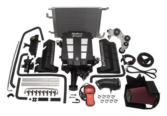 2009-2010 Hemi Supercharger 5.7