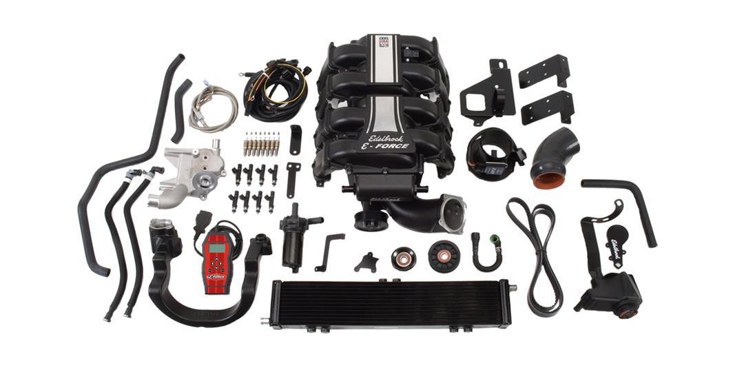 2009-2010 Ford F150 V8 Supercharger