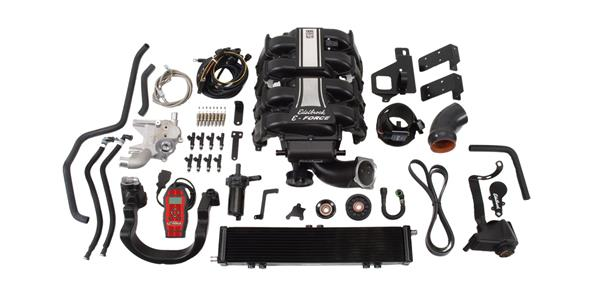 2009-2010 Ford F150 V8 Supercharger