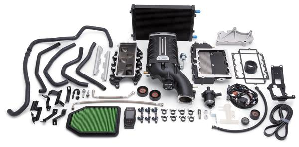 2015-2016 Wrangler Supercharger