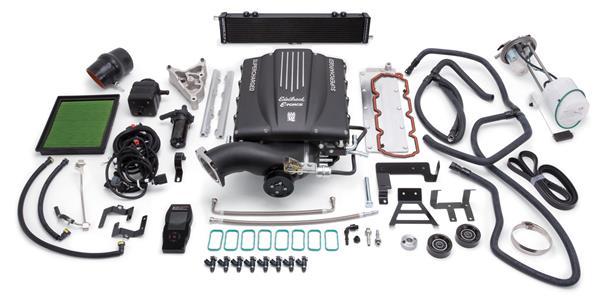 2011-2013 Silverado Sierra 6.0 Supercharger