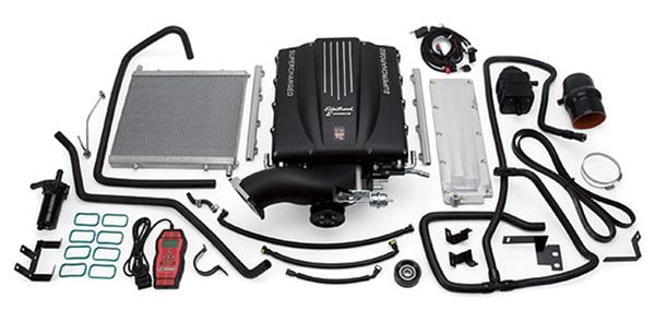 2003-2007 Silverado Sierra V8 Supercharger
