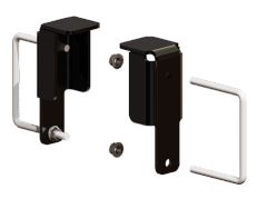 2616 PullRite Fifth Wheel Trailer Hitch Mount Kit Bed Support Bracket