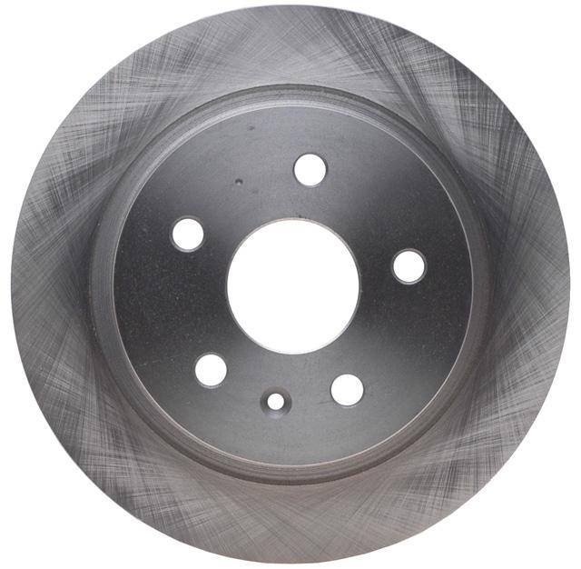 Raybestos-Brakes-Brake-Rotor-Natural-1-Piece-Made-of-Iron-580838R thumbnail 2